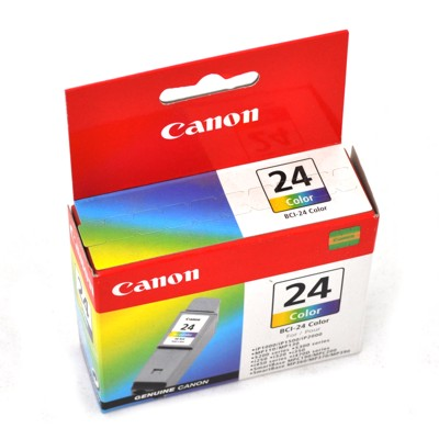 Cartridge Canon BCI-24COL [tri-colour]