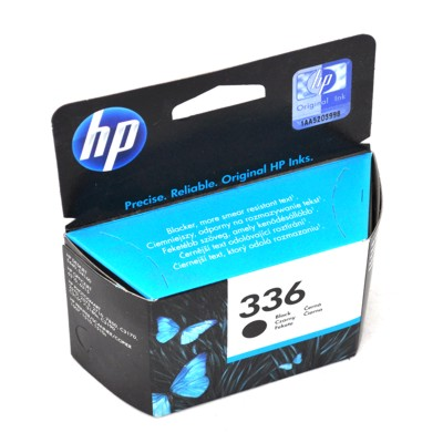 Cartridge HP No. 336 [5 ml | black]