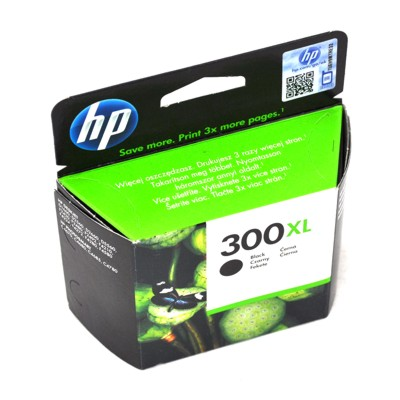 Cartridge HP No. 300 black