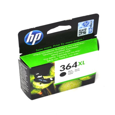Cartridge HP No. 364 XL black